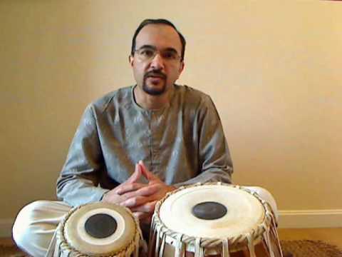 Tabla lesson - Hindustani rhythm concepts