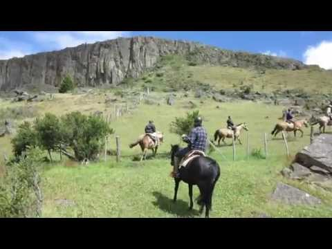 Patagonia & Tierra del Fuego Motorcycle Tour: Day 5 - Horse riding in Chilean Patagonia