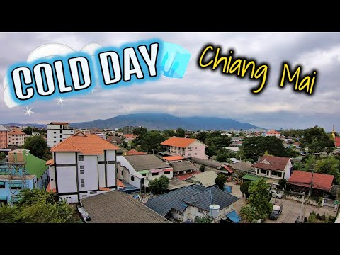 Weather In Thailand Today | Chiang Mai Turns Chilly