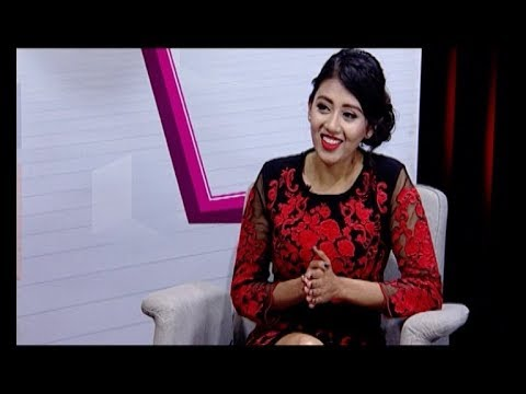 SAHARA BASNET | MISS NEPAL ASIA PACIFIC INT'L 2017 | THE EVENING SHOW AT SIX