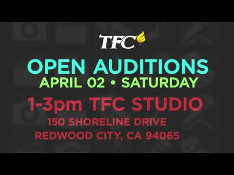 TFC Open Auditions 2016