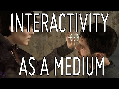 Interactivity as a Medium | Game Design Short Talk