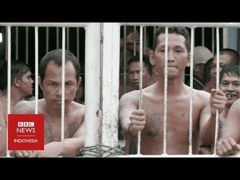 Wajah penjara terpadat
