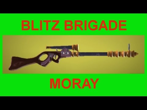 Blitz Brigade | Sniper | Moray | Malta Fort | Domination Gameplay Video