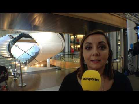 #Pressfreedom Isabella Adinolfi MEP: Italian and Polish reform