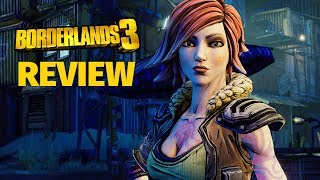 Borderlands 3 Review | Bombastic Badasses (Video Game Video Review)
