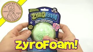 Zyro Foam Glow In The Dark Reusable Modeling Compound