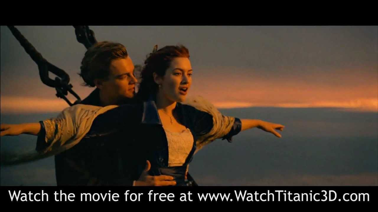 Watch Titanic 2012 3D Version FREE in HD - YouTube