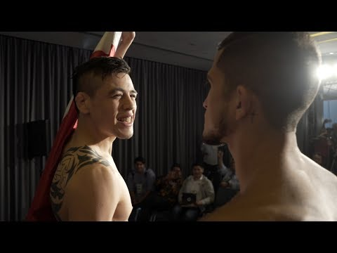 Fight Night Mexico City: Weigh-in Faceoffs