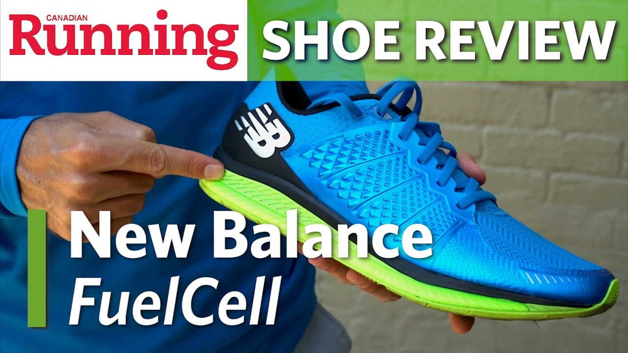 new balance balance fuel cell