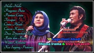 10 Lagu Duet Abadi Rhoma Irama dan Elvy Sukaesih Volume I