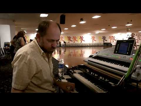 Wheels Skating Center July 18, 2015 The Organist (Entire Session)
