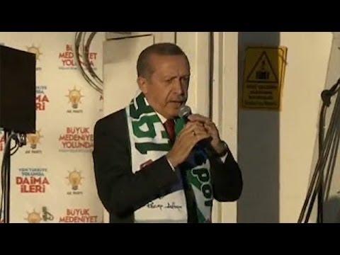 Başbakan Erdoğan: Twitter'ın Kökünü Kazıyacağız