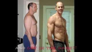 Super transformação corporal -- Musculação em casa sem pesos