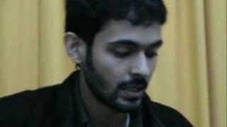 Aitbar - Junaid jamshed (cover)