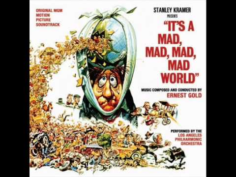 It's A Mad Mad Mad Mad World | Soundtrack Suite (Ernest Gold)