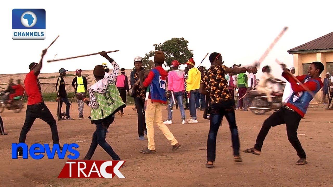 Download At 'Sharo Festival', Fulani Men Fight For Brides