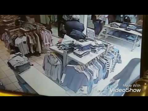 Escrachan a una mechera que intentó robar en el Bajo