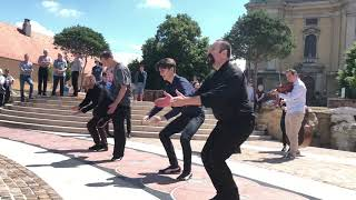 Flashmob Tata