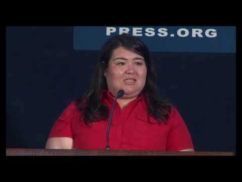 Greisa Martinez: 2017 Ridenhour Prize for Truth-Telling ...