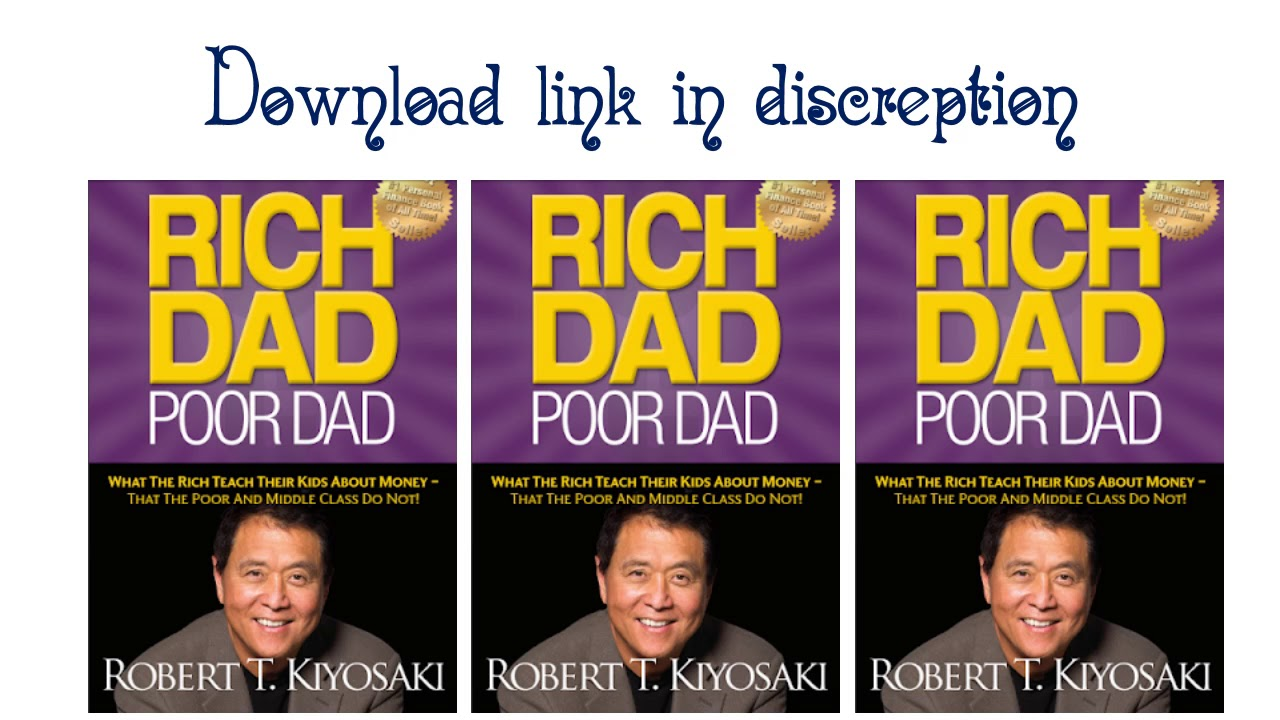 Rich Dads Who Took My Money Pdf