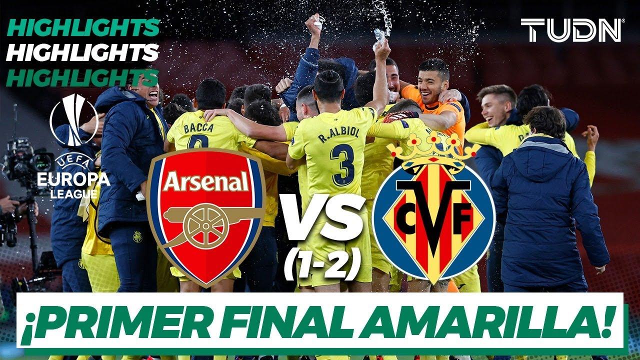 Arsenal vs. Villarreal Europa League 2021 online streaming: start ...