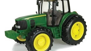 Ertl Big Farm 1:16 John Deere Tractor With Lights and Sounds