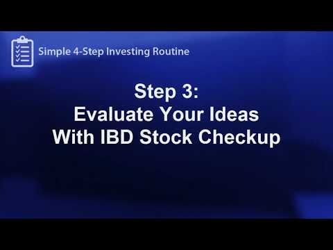 Improve Your Investing Results With This Routine