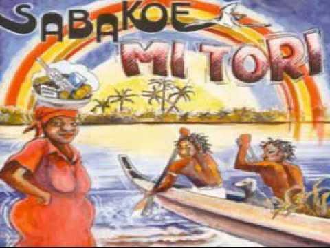 Sabakoe - Gron winti