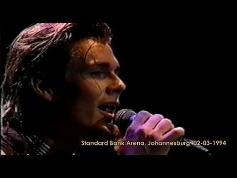 a-ha live - Hunting High and Low (HD) - Standard Bank Arena, Johannesburg - 02-03 1994