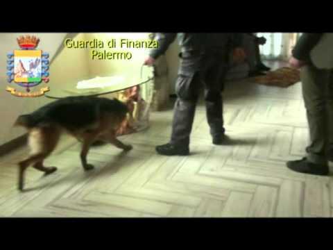 Sequestro beni Guardia di Finanza a Palermo