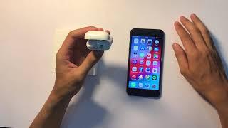 Hướng dẫn cách reset tai nghe Airpod 2 kết nối với iphone mới