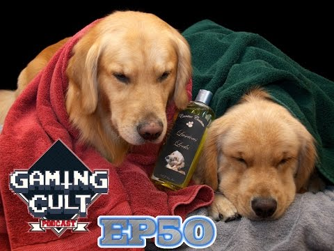 Gaming Cult Podcast 50 - Dog Day Spa