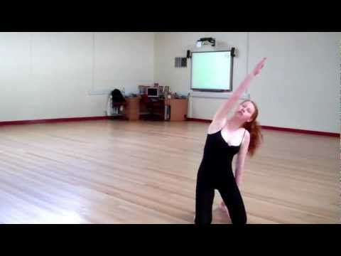GCSE Dance solo composition