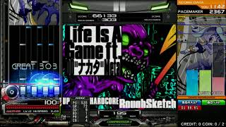 "Beatmania IIDX 25 CANNON BALLERS Life Is A Game ft.DD""ナカタ""Metal SPA 正規"