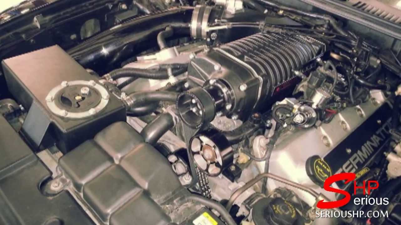 All Types terminator cobra specs : 2.9L Whipple Supercharger Terminator Mustang SVT Cobra E85 Tune by ...