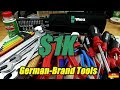 Best German-brand Tools with a $1000 Budget