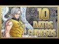 10 Datos Curiosos del Arcangel Mael   ¿El ser más poderoso de Nanatsu no Taizai?   NNT Curiosidades