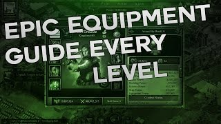 ULTIMATE EQUIPMENT GUIDE EVERY LEVEL (CLASH OF KINGS)