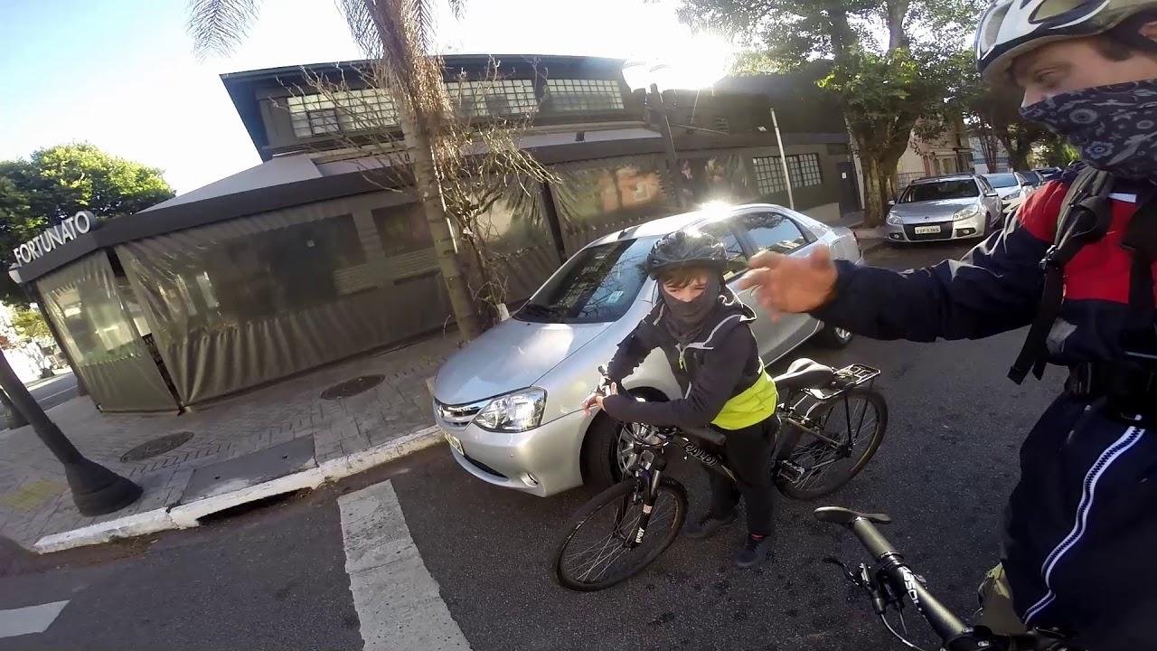 pedalando com meu filho na pandemia de covid