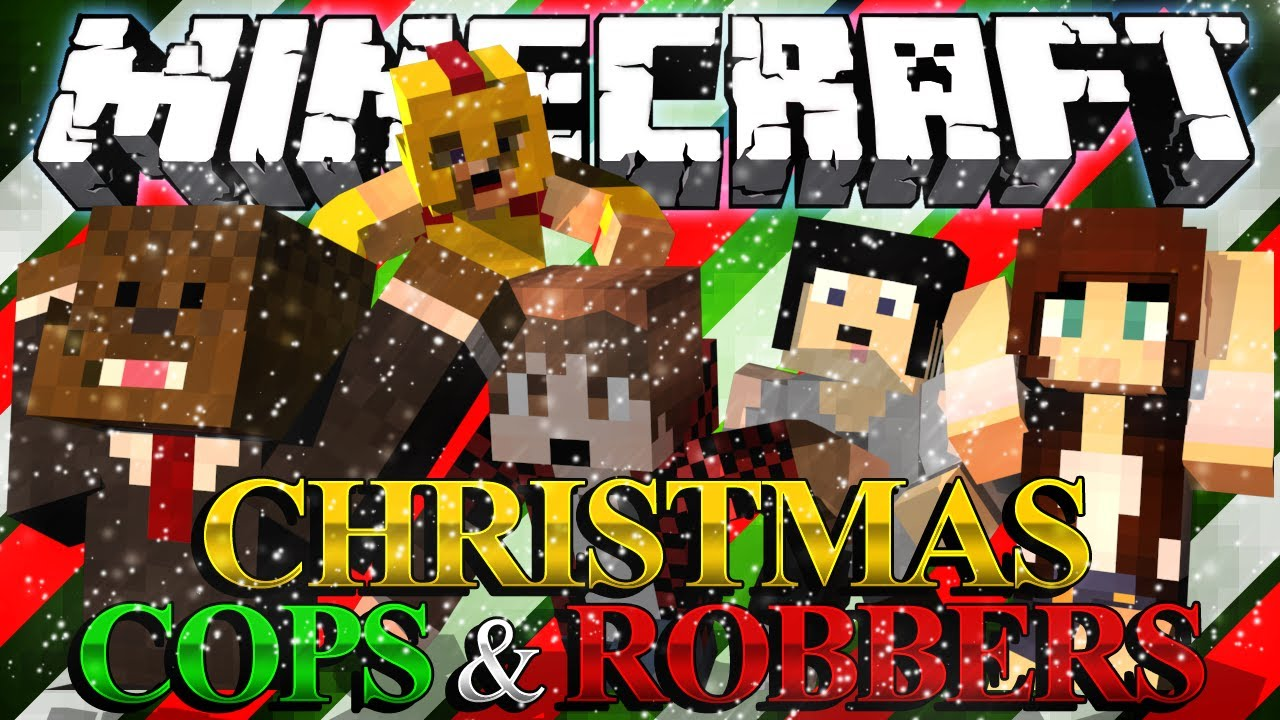 how to get cops and robbers server on minecraft pe