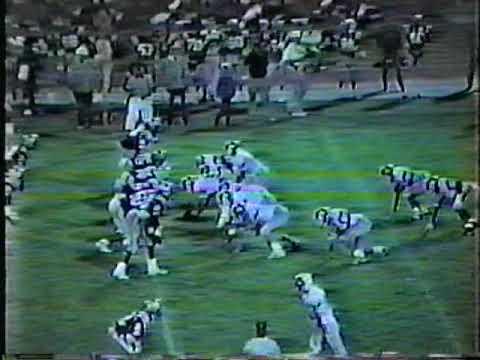 (1988) Creighton Prep 24 - Omaha Central 10 HD