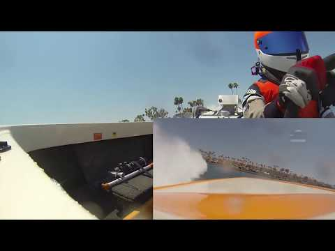 2017 Long Beach Sprint Nationals Saturday Heat 1 Comp Jet