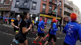marathon New York 2017 inside the run