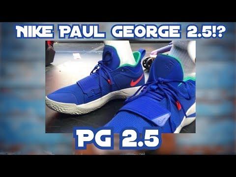 Nike PG 2.5 - Erster Eindruck - optisch wieder geil !?