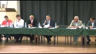 XXIV Sesja Rady Gminy Rybno z dnia 21.06.2016 cz. 3