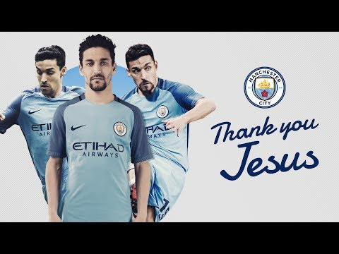 Jesus Navas Leaves Manchester City | Best Bits | #ThankYouJesus