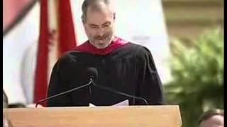A nice motivational speech of Steve Jobs
