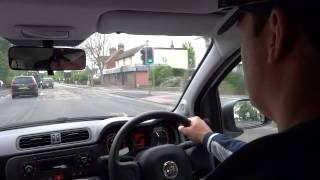 Driving on The Wrong Side of the Road in England
