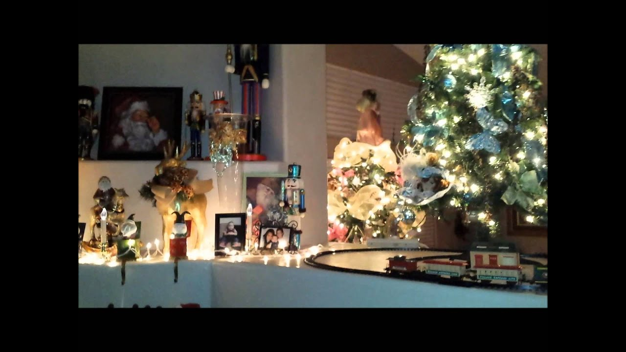 indoor christmas decorations 2013 youtube